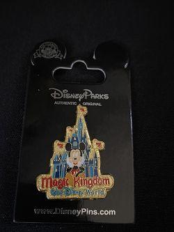 Magic Kingdom Walt Disney World Pin for Sale in Baldwin Park,  CA
