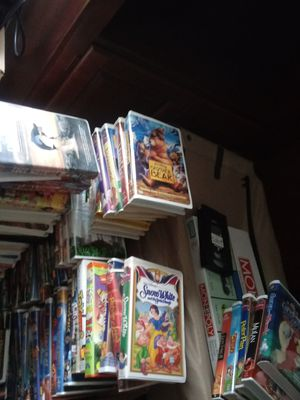 Disney vhses for Sale in Durham, NC