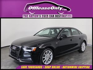 2016 Audi A4 for Sale in North Lauderdale, FL