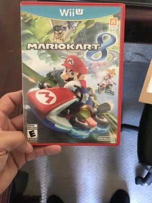 3 Nintendo Wii U Deluxe Games for Sale in Fredericksburg, VA
