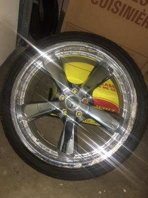 """20"""" rims for Sale for Sale in San Francisco, CA"""