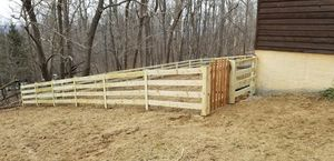 Paddock fence for Sale in Sterling, VA