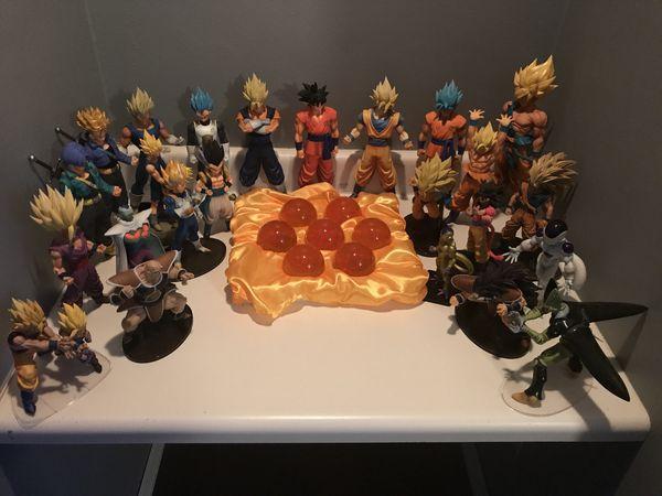 Dragon Ball Z collectibles