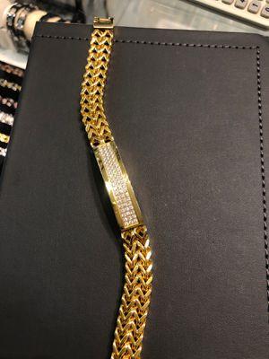 Stainless steel men's bracelet for Sale in Philadelphia, PA