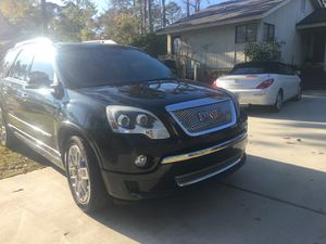 2011 GMC Acadia Denali for Sale in Hilton Head Island, SC
