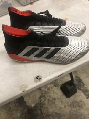 Adidas predator 19.1 size 8 for Sale in Centreville, VA