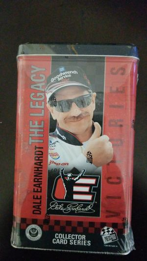 DALE EARNHARDT COLLECTOR CARD SERIES for Sale in Sylmar, CA