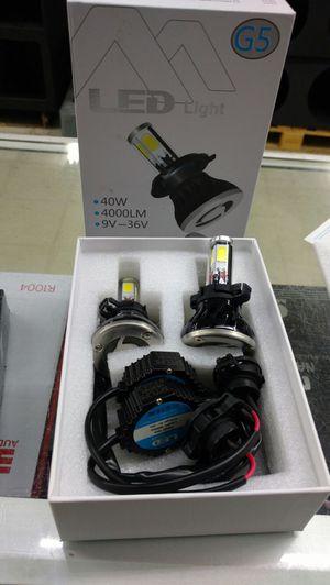 LED headlight 4 sided bulbs on sale! for Sale in Houston, TX