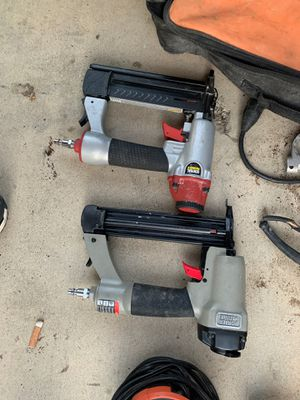 Nail gun both for 50$ for Sale in Palmdale, CA