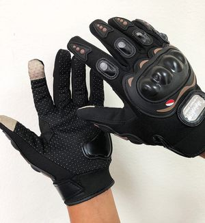 New in box $10 pair Motorcycle Gloves (M, L, XL) for Sale in Pico Rivera, CA