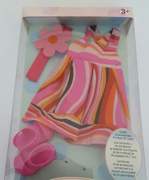 """Madame Alexander 18"""" Doll Dress in box for Sale in Temecula, CA"""