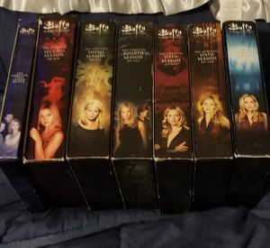 Entire series of Buffy Dvd collection for Sale in South Hill, WA