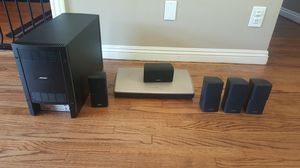 Bose Lifestyle T20 home theater system - Used for Sale in Lomita, CA
