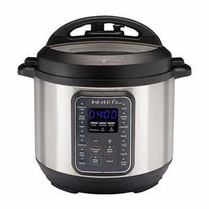 Instant Pot 6qt Duo Gourmet Multi-Use Pressure Cooker -USED for Sale in Las Vegas, NV