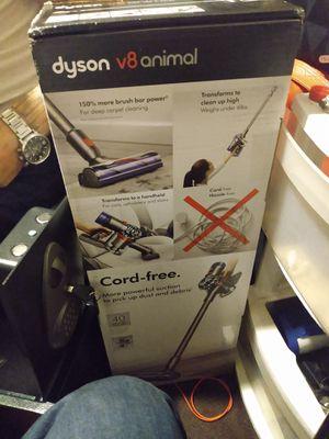 Dyson v8 cordless animal vacumm for Sale in Phoenix, AZ