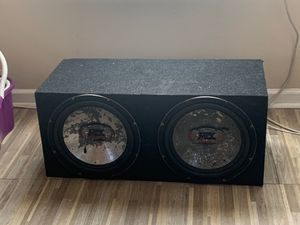 """12"""" mtx's for Sale in Markham, IL"""