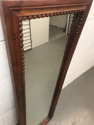 Indonesian wall mirror for Sale in Queens, NY