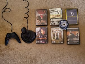 PC Games and controllers for Sale in Queen Creek, AZ