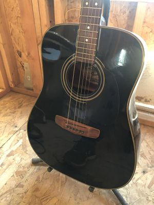 Fender AG-22 acoustic guitar for Sale in Lynwood, CA