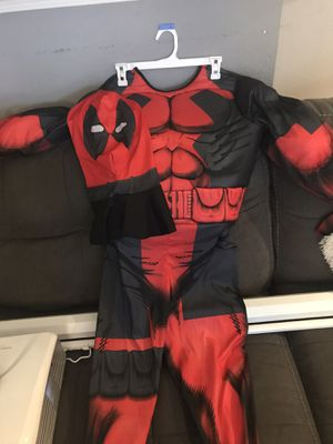 deadpool costume for Sale in Lancaster, PA