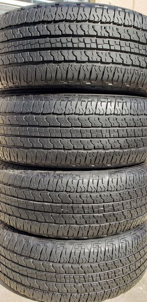 275/65/18 GOODYEAR 99% TREAD for Sale in Tampa, FL