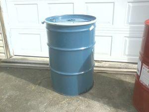 Metal Barrel for Sale in Jonesborough, TN