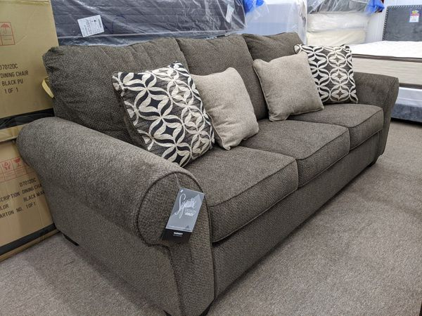 no credit needed 90 days no interest high quality sofa and loveseat with pillows