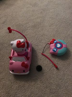 Hello Kitty RC Car for Sale in Herndon, VA