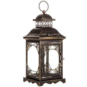 Lantern gold and brass for Sale in Hialeah, FL