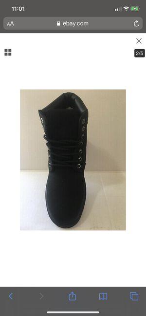 Levi Boots 518017 Men's Black for Sale in Miami, FL