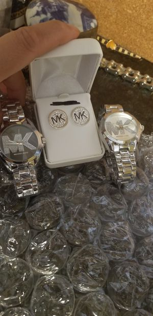 STUNNING WATCHES WITH MATCHING JEWELRY for Sale in Fairfax, VA