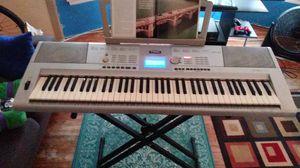 portable grand electronic keyboard yamaha for Sale in Long Beach, CA