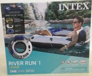 Intex River Run I Inflatable One Person Tube for Sale in San Diego, CA