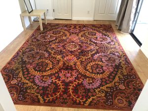 Colorful 7.5 x 10' Rug - Great Condition! for Sale in West Los Angeles, CA