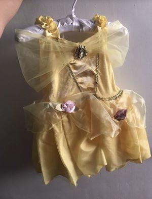 Belle costume size 3t-4t for Sale in West Jordan, UT