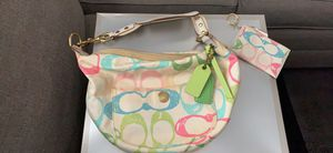 Color Coach Bag with Coin Purse for Sale in Wheaton-Glenmont, MD