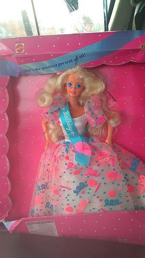 1994 happy birthday edition barbie rare for Sale in Denver, CO