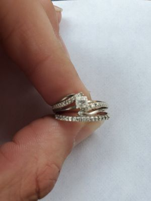 Engagement and wedding band for Sale in Columbia, MO