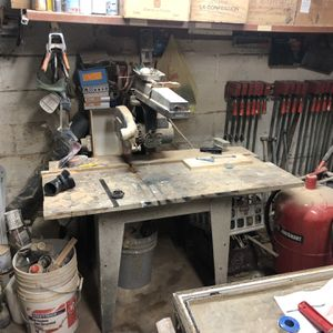 Radial arm saw for Sale in River Edge, NJ