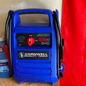 Cornwell Jumper With Charger for Sale in El Paso, TX