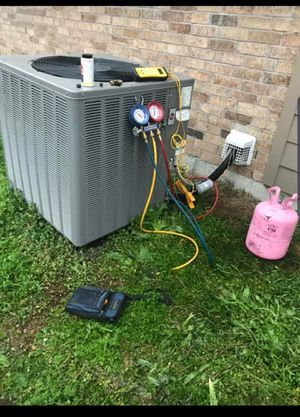 Get a brand new ac unit installed for as low as 117 a month no downpayment for Sale in Irving, TX