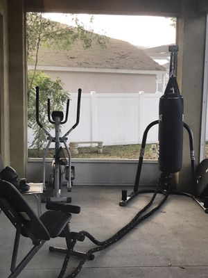 Exercise equipment for Sale in Valrico, FL