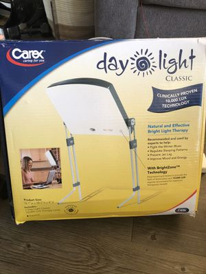 Carex Day Light Classic Day Alamo P for Sale in Seattle, WA