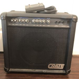 Electric guitar amplifier for Sale in Washington, DC