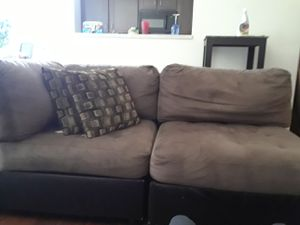 5pc sectional and 3pc table set for Sale in Columbus, OH