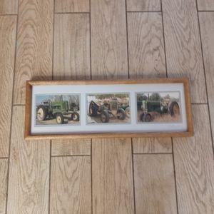 Oregon John Deere's Tractor 3 Oak Framed Photography for Sale in Troutdale, OR