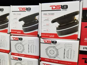 "DS18 4"" SUPER TWEETER (SUPER SALE) for Sale in Tampa, FL"