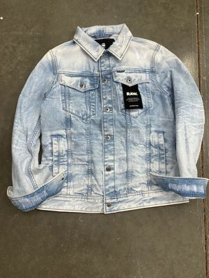 Official G-Star Raw Denim Jacket for Sale in Boyds, MD