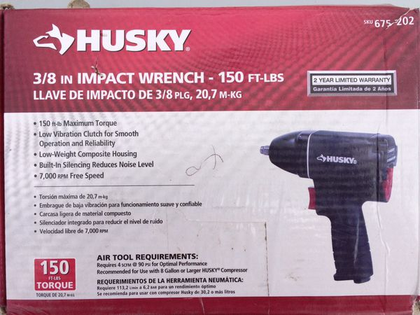 3/8 Impact Wrench