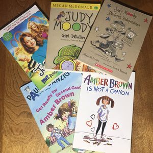 Judy Moody and Amber Brown Accelerated Reader Chapter Books for Sale in Upland, CA